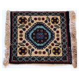 Miniature rug oriental