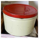 Large Flour Tin