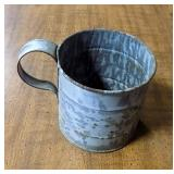 Vintage Drinking Cup