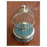 Bird Cage Music Box