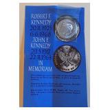 Lot 41, JFK & RFK Memorial Coin