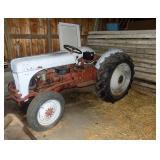 Circa 1937 Ford Tractor