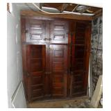 Primitive Kitchen Cupboard