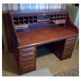 Antique Rolltop Desk