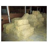 Bales of Hay and some Straw