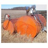Farm Gas Tanks