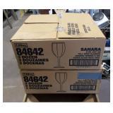 NIB Sahara Wine Glasses