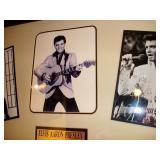 Autographed Elvis Presley