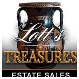 Rhubarb Jones Estate Sale with Lott's Treasures