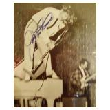 Jerry Lee Lewis Autograph