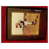 Autograph Johnny Unitas Photo