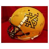 Signed Kennesaw State Helmet