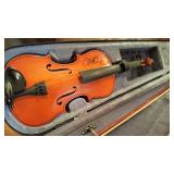 Autographed Fiddle by Charlie Daniels