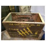 World War II Amination Box