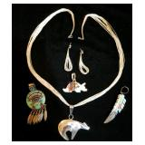 Native American Sterling Jewelry