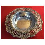 Sterling Silver Bowl from Sept 11 1919