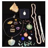 Jade - Pearls - Gemstones