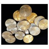 Uncirculated Sacagawea Dollars