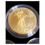 1986 $50 Gold Eagle