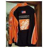 Tony Stewart Home Depot Jacket