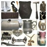 Estate Items, Collectibles & Personal Property
