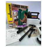 Wagner 949 Cordless Painting System with Manual, Accessories & Original Box