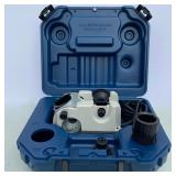 Drill Doctor Drill Bit Sharpener - Comes with everything shown