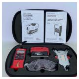Craftsman 4-in-1 Level with Laser Trac, Laser Guided Measuring Tool & More in Case