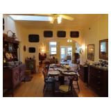 5 buildings FULL! Civil War, WWI, WWII, Antiques, Rarities, All from one estate!