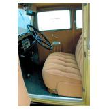 interior 1932 Chevy