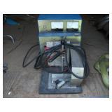 starter/generator machine