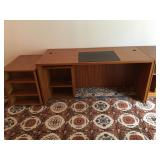 Imported Teak Scandinavian Office Furniture