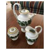 Meissen China Tea Set