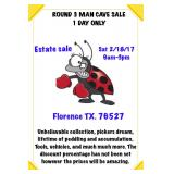Man Cave Sale Round 3