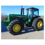 JANUARY ONLINE ONLY FARM & CONSTRUCTION EQUIPMENT AUCTION