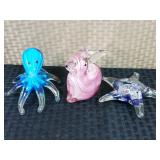 Art Glass Figurines