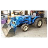 4WD Diesel New Holland