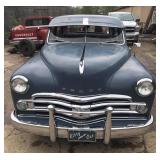 1950 Dodge Coronet, Dodge Truck, Multiple Estates