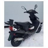 Kiss Taotao 50 Motorcycle