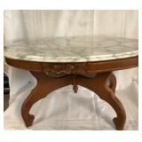 Carl Forslund Marble Top Table