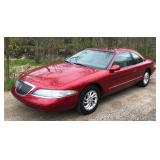 1998 Lincoln Mark VIII With 49,000 Original Miles