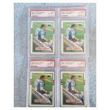 Barry Sanders Sports Card Collection