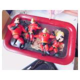 Incredibles Action Figures