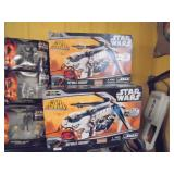 Star Wars Republic Gunships