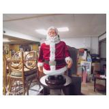 Large Talking Santa