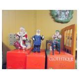 Clothtique Santa Collection