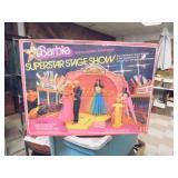 Barbie Superstar Stage