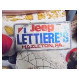 Hazleton Plate