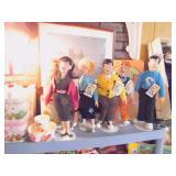 Archie Vinyl Dolls