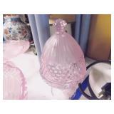 Gorham Pink Candy Dish